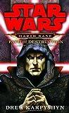 Path of Destruction: A Novel of the Old Republic (Star Wars: Darth Bane) by Karpyshyn, Drew Reprint edition (2007)