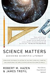 Cover of Science Matters: Achieving Scientific Literacy by James Trefil, Robert M. Hazen