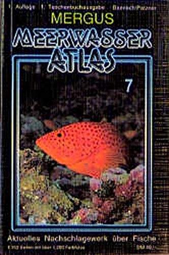Meerwasser Atlas, Kt, Bd.7, Perciformes (Barschartige)