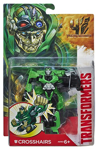Transformers - A9859E240 - Figurine - Robot in Disguise - Deluxe Attackers - Crosshairs