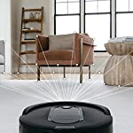 Shark IQ RV1001, Wi-Fi Connected, Home Mapping Robot Vacuum, Without Auto-Empty dock, Black 14 Unbeatable suction vs. any Shark robot vacuum for pickup of large and small debris, as well as pet hair on carpets and hard-floors. Self-cleaning brushroll removes pet hair and long hair from the brushroll as it cleans--no more hair wrap. Schedule whole-home cleanings or target specific rooms or areas to clean right now with the Shark Clean app or voice control with Amazon Alexa or Google Assistant.