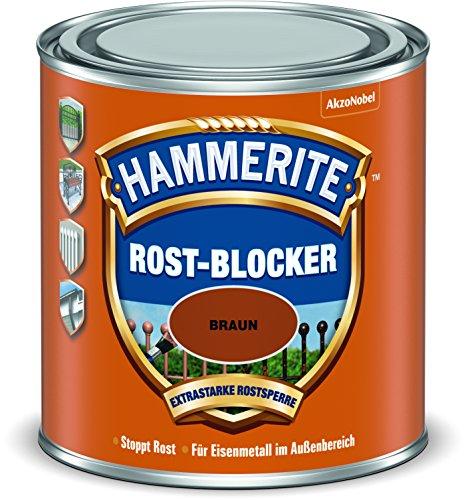 AKZO NOBEL (DIY HAMMERITE) 5087656 Hammerite Rost-Blocker 0,500 L