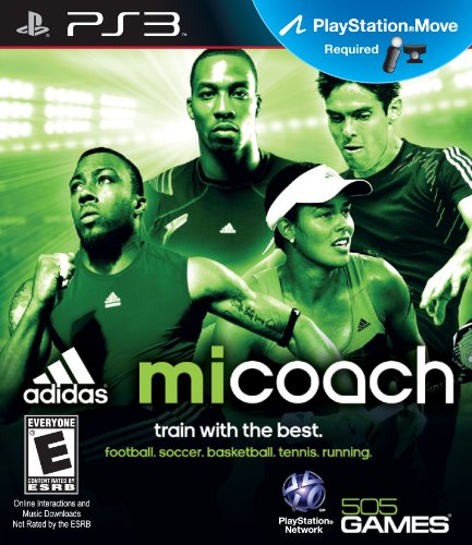 miCoach by Adidas - Playstation 3