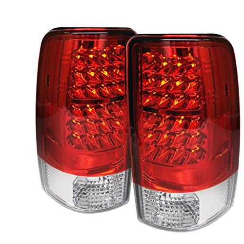 2007-2013 GMC Yukon Denali//XL Passenger Right Side Rear Back Lamp Tail Light