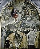 EL Greco – The Burial of Count Orgaz 1585 EL Greco