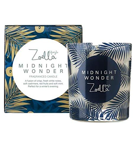 Zoella Lifestyle Midnight Wonder - Vela aromática