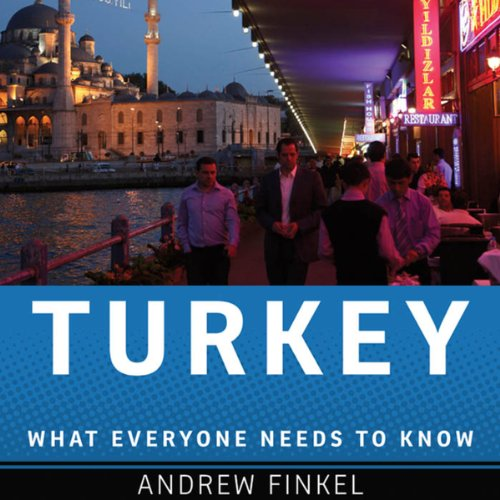 Turkey cover art
