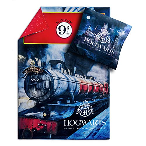 Harry Potter Duvet Cover set 140x200 + 65x65 cm Cotton