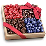 Chocolate Covered Bliss Fruit and Nuts Gift Tray