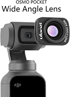 Andoer Ulanzi OP-6 10X Magnetic Structure Macro Lens for DJI OSMO Pocket Gimbal Camera Multilayer Optical Glass Gimbal Accessories for OSMO Pocket Lens