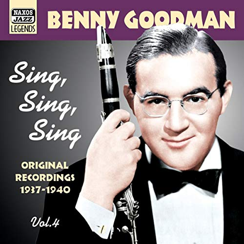 Goodman, Benny, Sing (1937-1940)