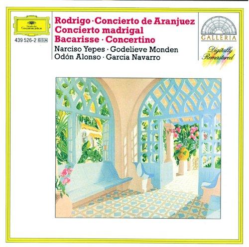 Bacarisse: Concertino para guitarra y orquesta en la menor op.72 - 3. Scherzo. Allegretto