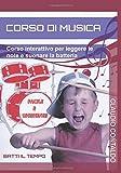 Corso di musica: Corso interattivo di musica per bambini: conoscere le note e suonare la batteria