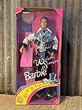 Western Stampin' Barbie - Ken - 1993