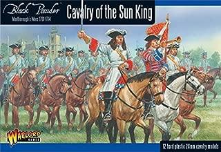 Black Powder Marlborough's Wars: Cavalry Of The Sun King Box - Plastic