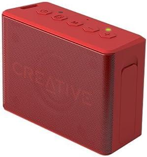 مكبر صوت كرييتف موفو 2C بلوتوث لاسلكية - احمر