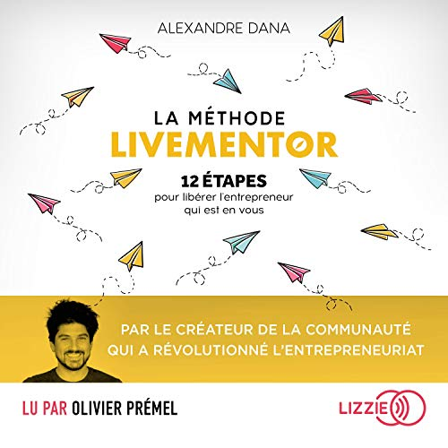 La méthode LiveMentor audiobook cover art
