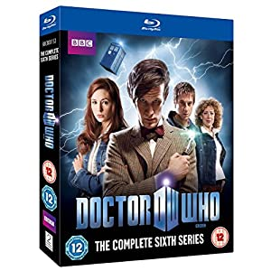 Doctor Who – The Complete Series 6 [Blu-ray] [Region Free]