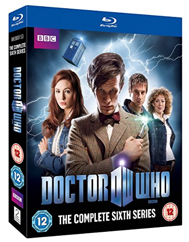 Doctor Who - Series 6 - Complete [Blu-ray]