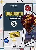 Al quadrato. Per la Scuola media. Con e-book. Con espansione online. Con DVD-ROM: 3
