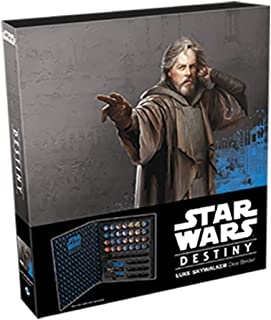 Star Wars: Luke Skywalker Dice Binder