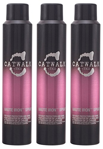 Tigi Catwalk Haute Iron Spray Trio 3 x 200ml