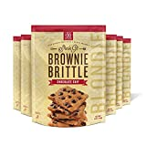 THIN.LIGHT.CRISPY: At 130 calories per 1oz serving, this delicious snack can satisfy your cravings with a sweet crunch without all the guilt. CHOCOLATE CHIP BLONDIE: Rich buttery crunch covered with rich chocolate chips, Brownie Brittle BLONDIE deliv...
