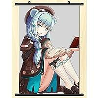 ポスターをぶら下げている漫画のキャラクター家の装飾壁のポスター絵画アニメファンギフトアークナイツ 50x75cm