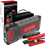 AUTOGEN 2000A Portable Car Jump Starter, 12V Lithium Battery Charger with USB Quick