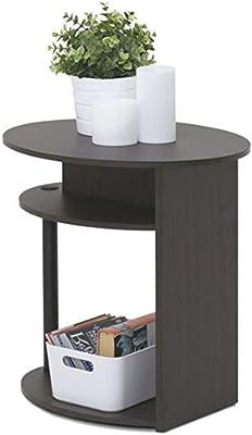 Amazon.com: Diseño de la firma de Ashley., Madera, Café ...