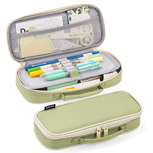 EASTHILL Pencil Case Medium Capacity Pencil Bag Cute Pencil Pouch with...