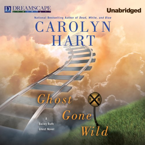 Ghost Gone Wild audiobook cover art