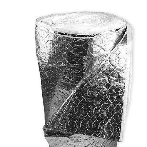 ISUM Dämmfolie MF 14 M I Folie für Innendämmung + Außendämmung I Dämmmaterial für Wärmedämmung, Dachdämmung, Fassadendämmung & Bodendämmung I Altbausanierung geeignet I 12 m²