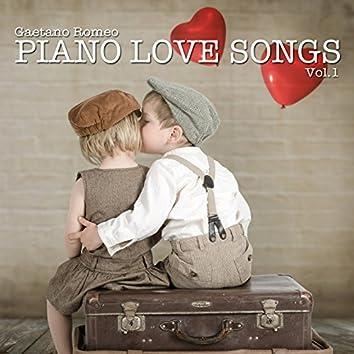 Piano Love Songs, Vol. 1