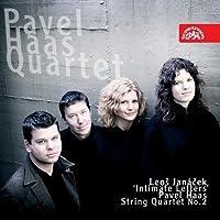Janacek, Haas: String Quartets (2006-09-26)