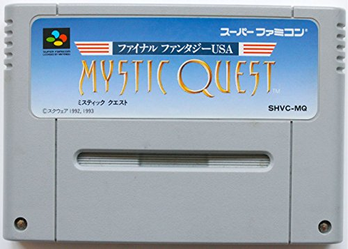 Final Fantasy USA: Mystic Quest [JP Import]