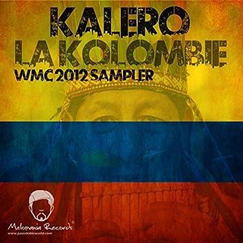 Paso Doble Pres. Kalero - La Kolombie Wmc Sampler (Incl. Paso Doble & Axel V Remixes)