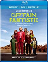 Captain Fantastic/ [Blu-ray] [Import]