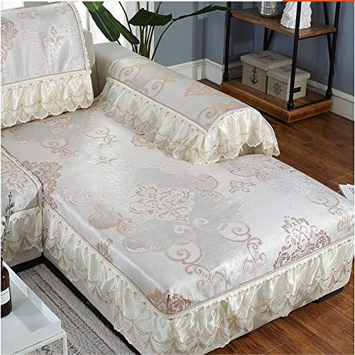 Funda de sofá reversible para muebles, impermeable, antideslizante, para niños, perros, funda para asiento de amor, funda para muebles (figura 7,60 x 120 cm)