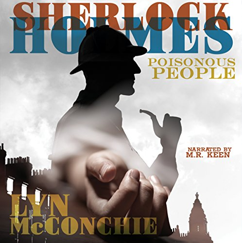 Sherlock Holmes: Poisonous People cover art