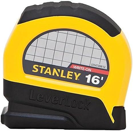 Stanley 33-270 25 LeverLock Tape Measure