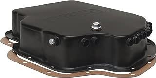 Derale 14201 Transmission Cooling Pan for GM Turbo 400 Standard Pan - Black
