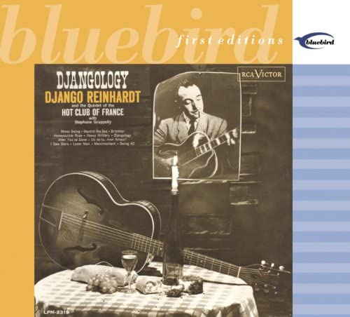 Django Reinhardt & The Quintet Of The Hot Club Of France feat. Stéphane Grappelli