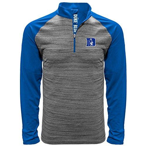 Levelwear NCAA Duke Blue Devils Strong Style Vandal Long Sleeve, Größe:XL
