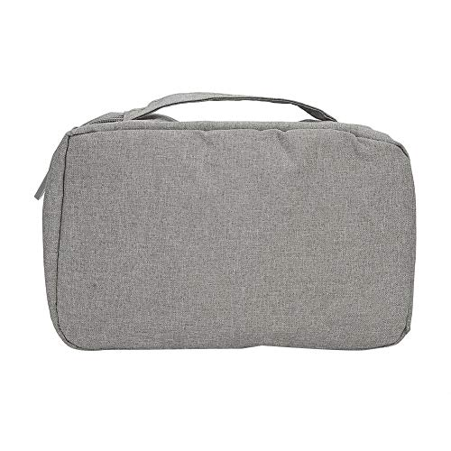 ANGGREK Cosmetic Case Waterproof High Capacity Portable Makeup Bag Toiletry Travel Organizer
