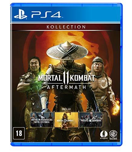 Mortal Kombat 11: Aftermath PlayStation 4