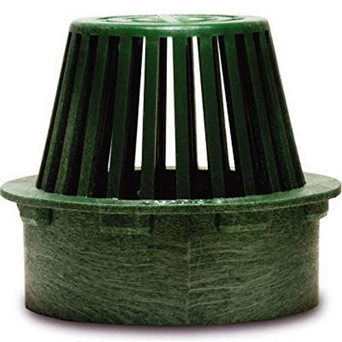 NDS 80G Atrium Grate 6Inch Green