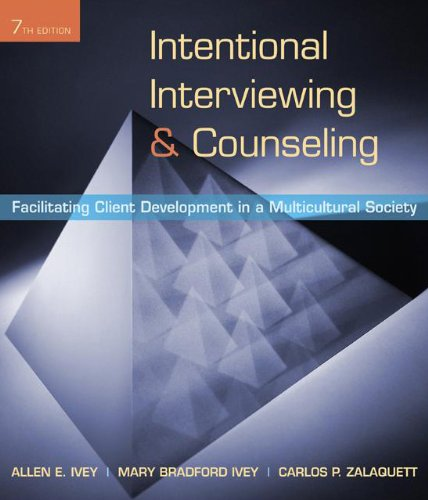 Interactive Resource CD for Ivey/Ivey/Zalaquett's Intentional Interviewing and Counseling: Facilitating Client Developme