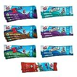 Clif Kid Organic Granola Bars, Variety Pack, 16 Count