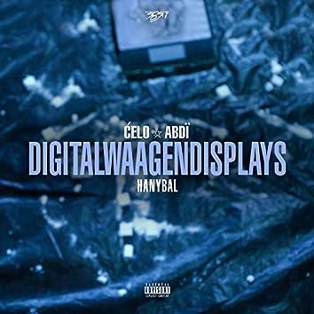 Digitalwaagendisplays